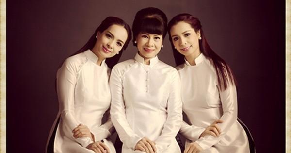 Ngỡ ngàng nhan sắc U60 trẻ trung xinh đẹp của mẹ vợ sao Việt Ảnh 7
