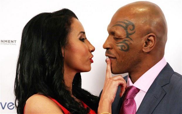 Kiki - người vợ cứu rỗi cuộc đời Mike Tyson Ảnh 2