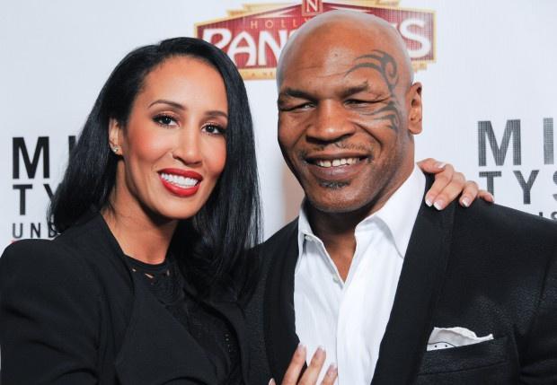 Kiki - người vợ cứu rỗi cuộc đời Mike Tyson Ảnh 3