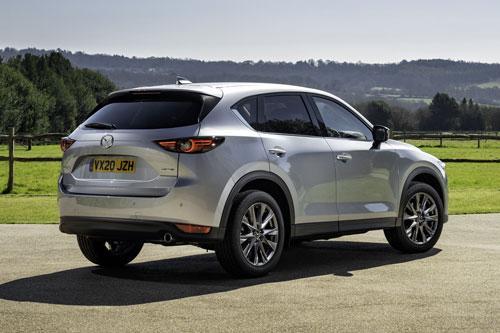 Mazda CX-5 2020 chốt giá gần 800 triệu đồng Ảnh 1