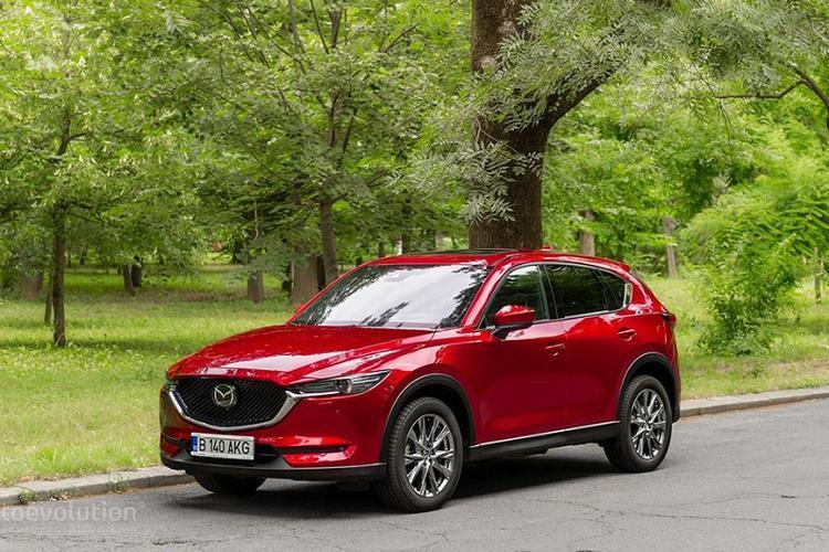 Mazda CX-5 2020 cho đặt hàng tại Anh với giá từ 33.000 USD Ảnh 1