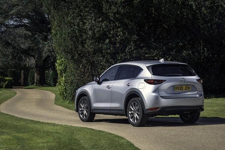 Mazda CX-5 2020 cho đặt hàng tại Anh với giá từ 33.000 USD Ảnh 16