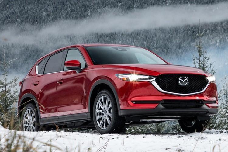Mazda CX-5 2020 cho đặt hàng tại Anh với giá từ 33.000 USD Ảnh 9