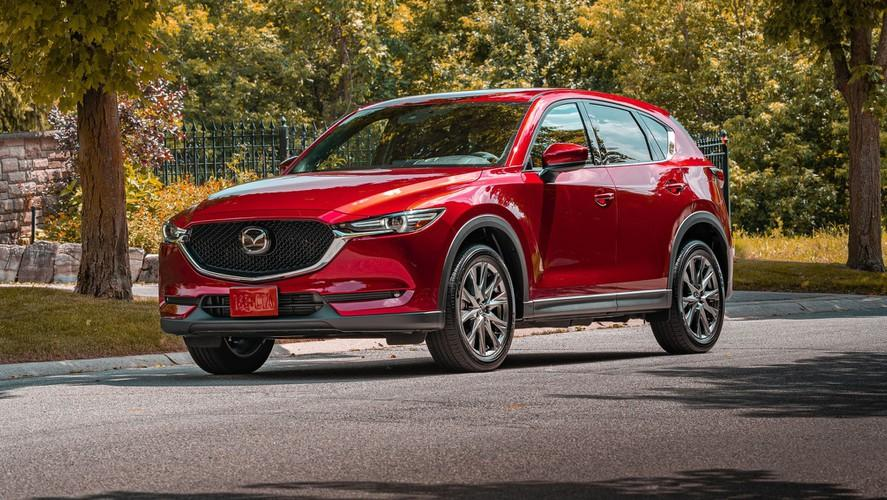 Mazda CX-5 2020 cho đặt hàng tại Anh với giá từ 33.000 USD Ảnh 2