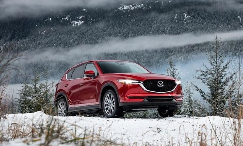 Mazda CX-5 2020 cho đặt hàng tại Anh với giá từ 33.000 USD Ảnh 11