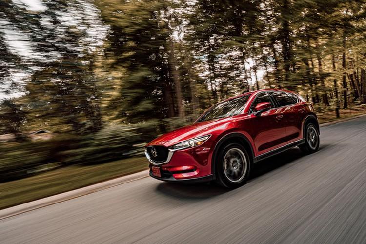 Mazda CX-5 2020 cho đặt hàng tại Anh với giá từ 33.000 USD Ảnh 10