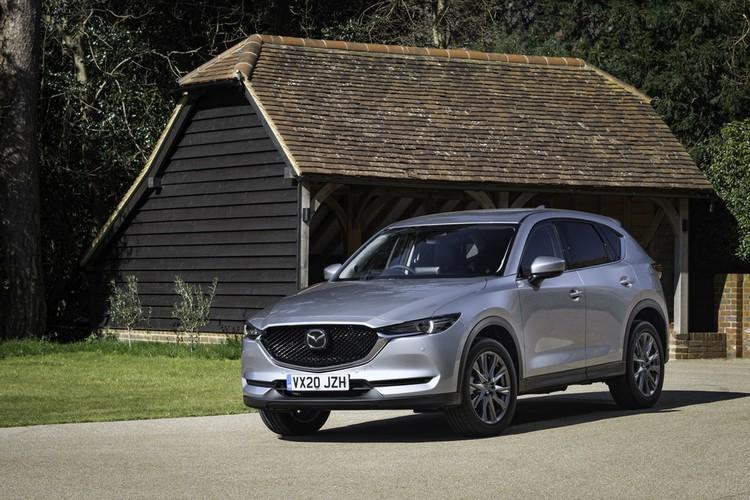 Mazda CX-5 2020 cho đặt hàng tại Anh với giá từ 33.000 USD Ảnh 12