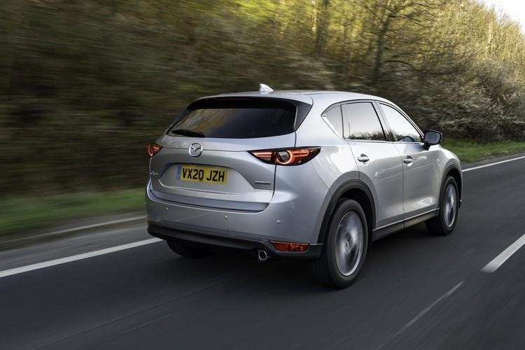 Mazda CX-5 2020 cho đặt hàng tại Anh với giá từ 33.000 USD Ảnh 15