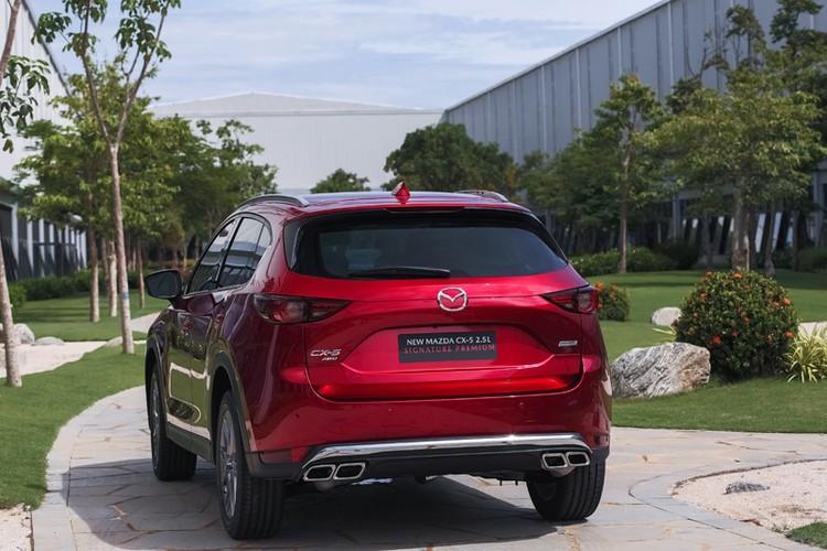 Mazda CX-5 2020 cho đặt hàng tại Anh với giá từ 33.000 USD Ảnh 8