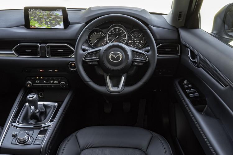 Mazda CX-5 2020 cho đặt hàng tại Anh với giá từ 33.000 USD Ảnh 6