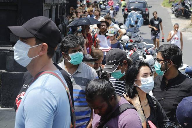 Hàng nghìn du khách mắc kẹt tại nhiều nơi ở châu Á Ảnh 2