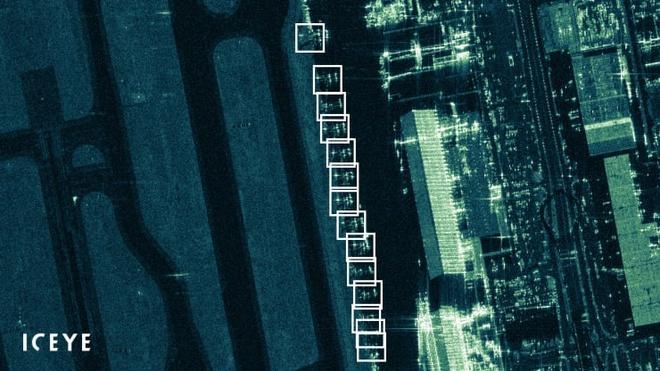 Nền kinh tế Mỹ tê liệt qua những bức ảnh từ trên cao Ảnh 5