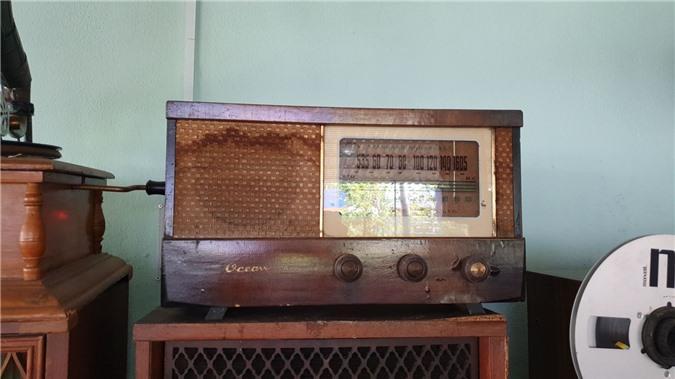 Chiêm ngưỡng bộ sưu tập máy nghe nhạc xưa độc đáo tại miền Tây Ảnh 9