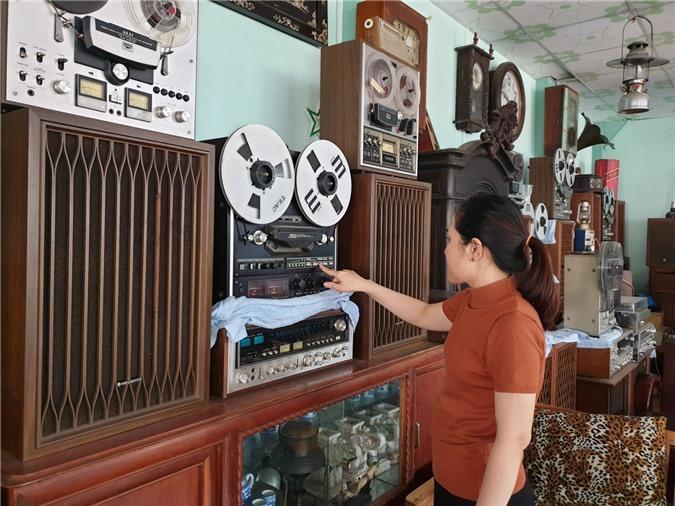Chiêm ngưỡng bộ sưu tập máy nghe nhạc xưa độc đáo tại miền Tây Ảnh 11