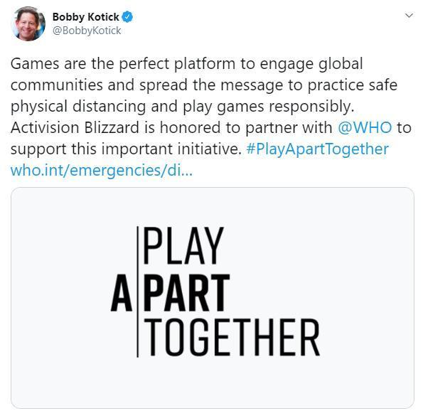 Năm ngoái WHO nói 'nghiện game là rối loạn tâm thần', năm nay phát động chiến dịch chơi game để ngăn chặn Covid-19 Ảnh 2