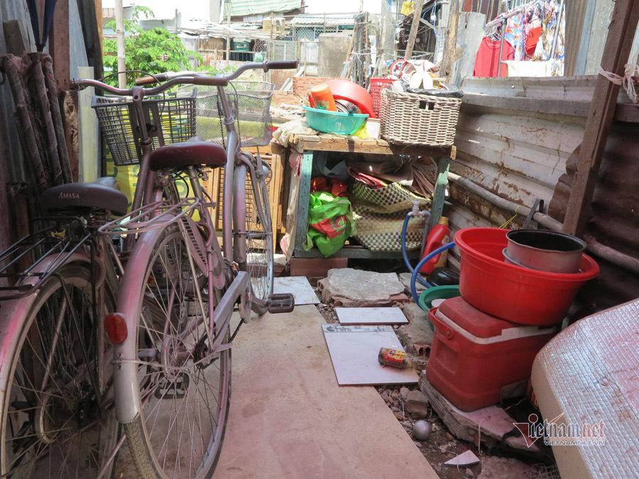 Tình người trong xóm trọ nghèo nhất Sài Gòn giữa mùa dịch Covid-19 Ảnh 14