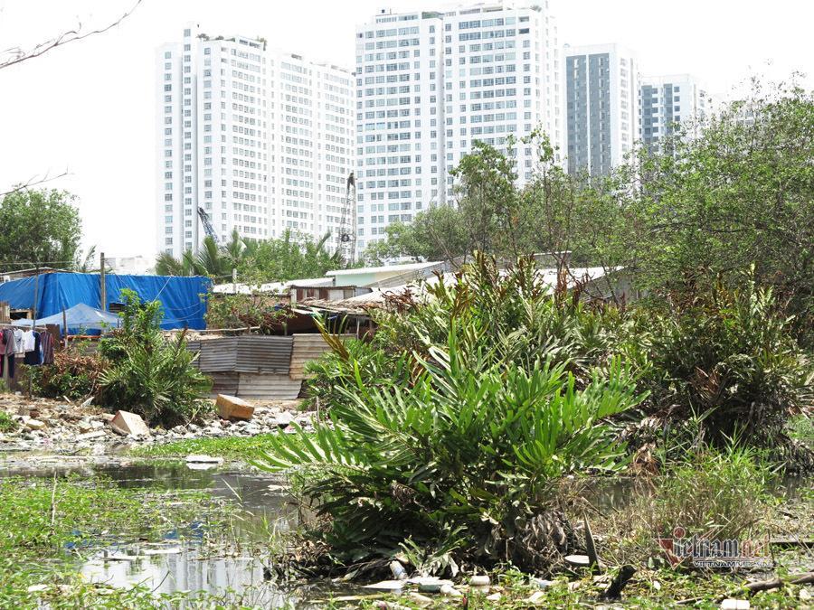 Tình người trong xóm trọ nghèo nhất Sài Gòn giữa mùa dịch Covid-19 Ảnh 1