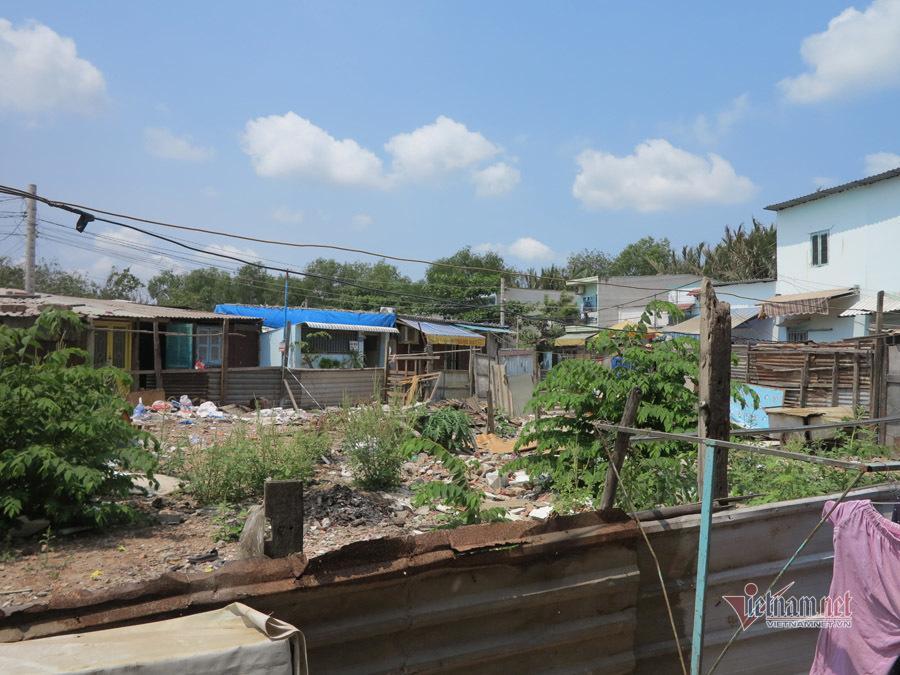 Tình người trong xóm trọ nghèo nhất Sài Gòn giữa mùa dịch Covid-19 Ảnh 2