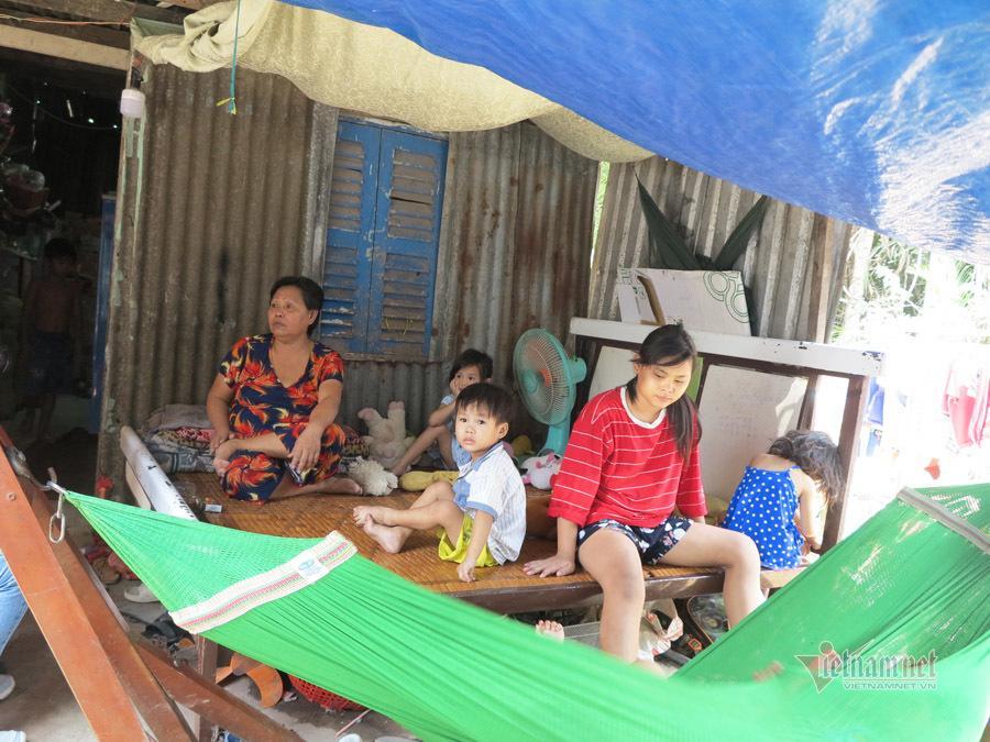 Tình người trong xóm trọ nghèo nhất Sài Gòn giữa mùa dịch Covid-19 Ảnh 5