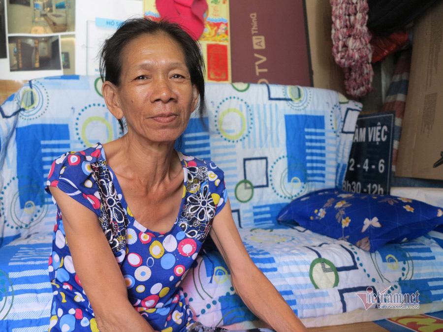 Tình người trong xóm trọ nghèo nhất Sài Gòn giữa mùa dịch Covid-19 Ảnh 11