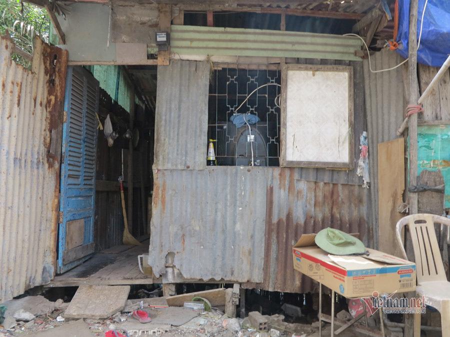 Tình người trong xóm trọ nghèo nhất Sài Gòn giữa mùa dịch Covid-19 Ảnh 6