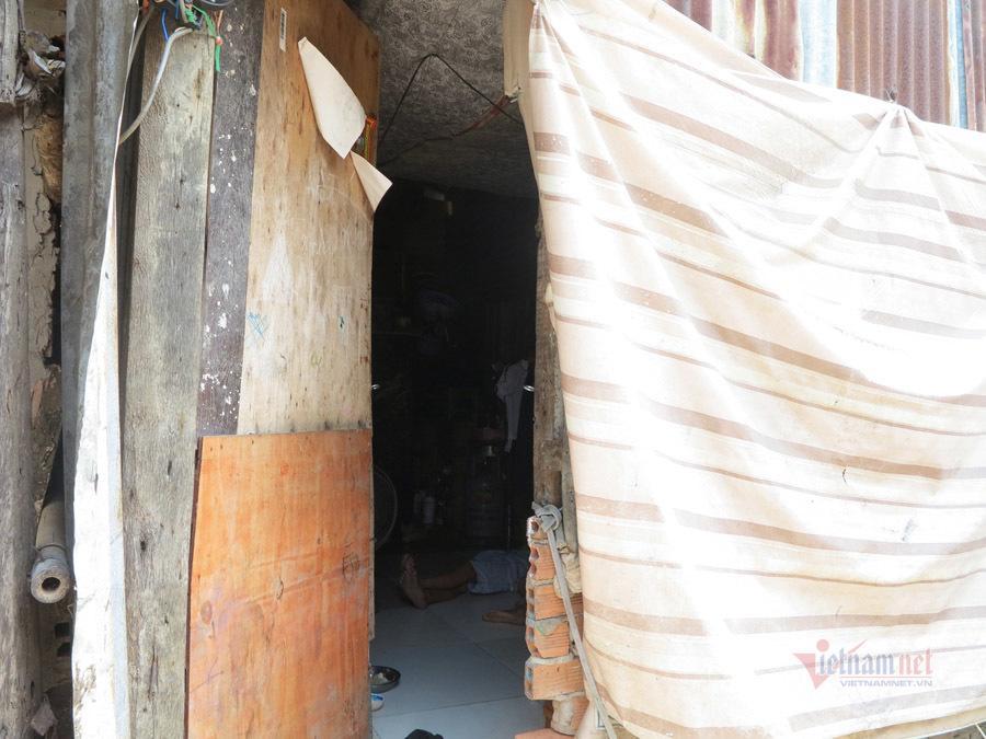 Tình người trong xóm trọ nghèo nhất Sài Gòn giữa mùa dịch Covid-19 Ảnh 8