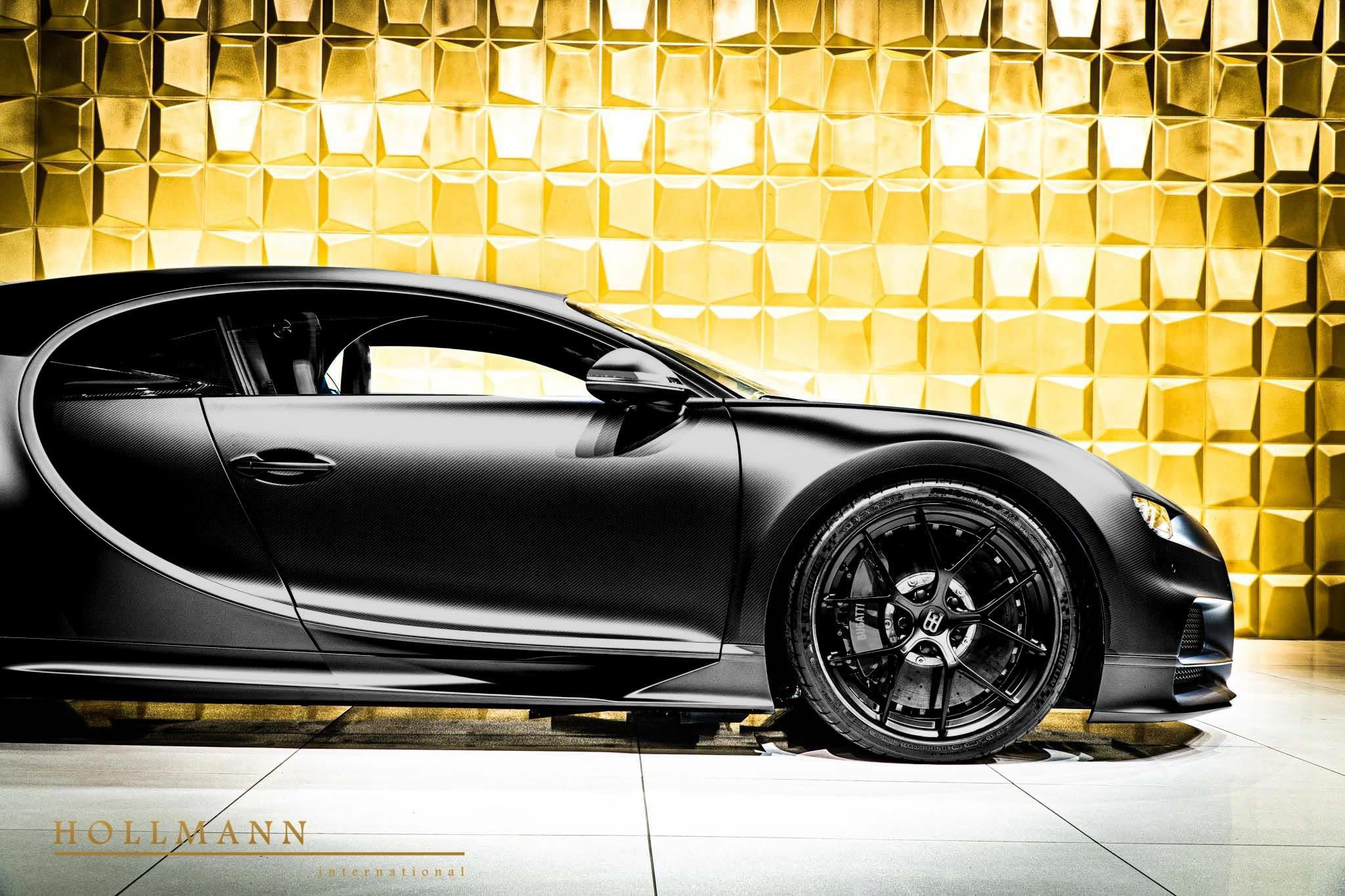 'Hàng hiếm' Bugatti Chiron Sport Noire được rao bán 102 tỷ đồng Ảnh 2