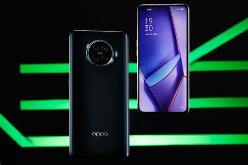Ảnh chi tiết Oppo Ace2: Chip S865, RAM 12 GB, pin 4.000 mAh, giá 'mềm' Ảnh 2