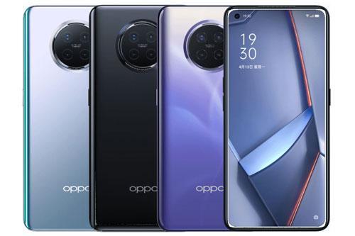 Ảnh chi tiết Oppo Ace2: Chip S865, RAM 12 GB, pin 4.000 mAh, giá 'mềm' Ảnh 3