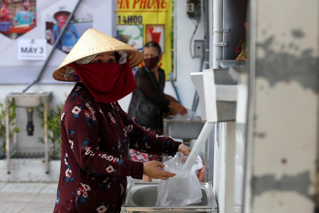 'ATM gạo' đưa lòng tốt của người Việt lan tỏa ra thế giới Ảnh 2