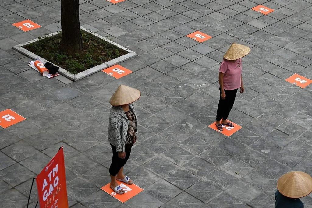 'ATM gạo' đưa lòng tốt của người Việt lan tỏa ra thế giới Ảnh 3