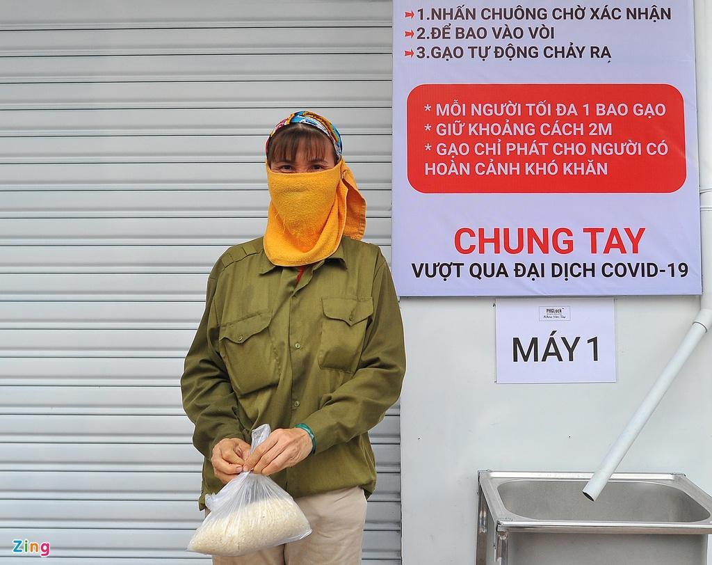 'ATM gạo' đưa lòng tốt của người Việt lan tỏa ra thế giới Ảnh 6
