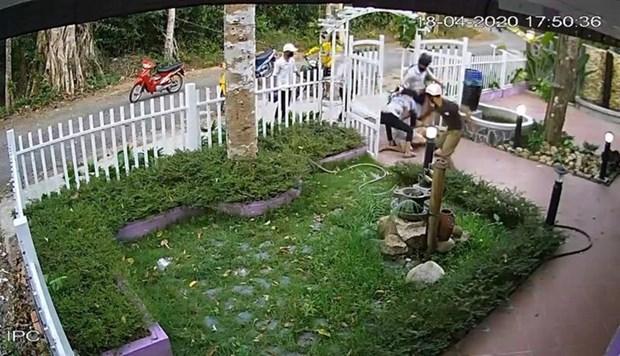 Bình Thuận: Nhóm thanh niên la lối, hành hung quản lý khu du lịch Ảnh 1