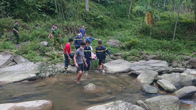 Hà Giang: Đi tắm suối, một học sinh bị đuối nước Ảnh 1