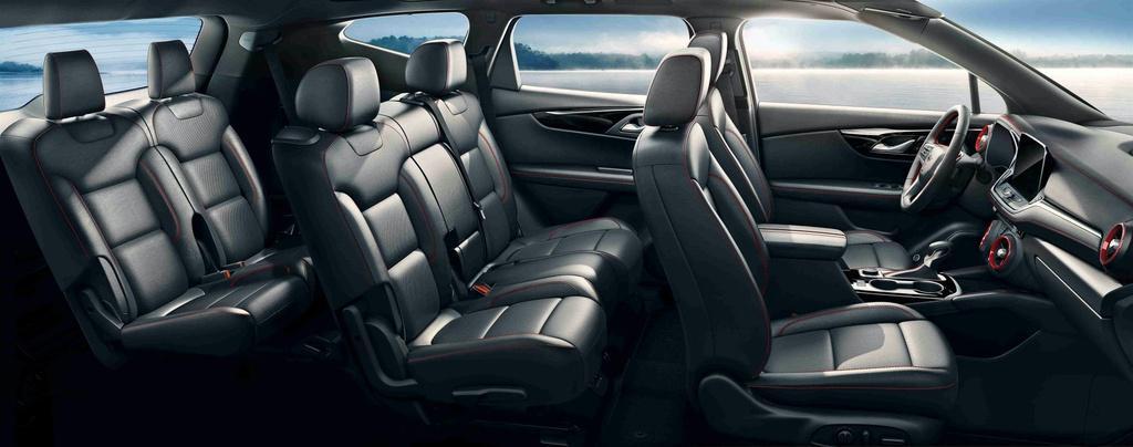 Chevrolet Blazer 2020 là xe 7 chỗ tại Trung Quốc, giá 36.700 USD Ảnh 3
