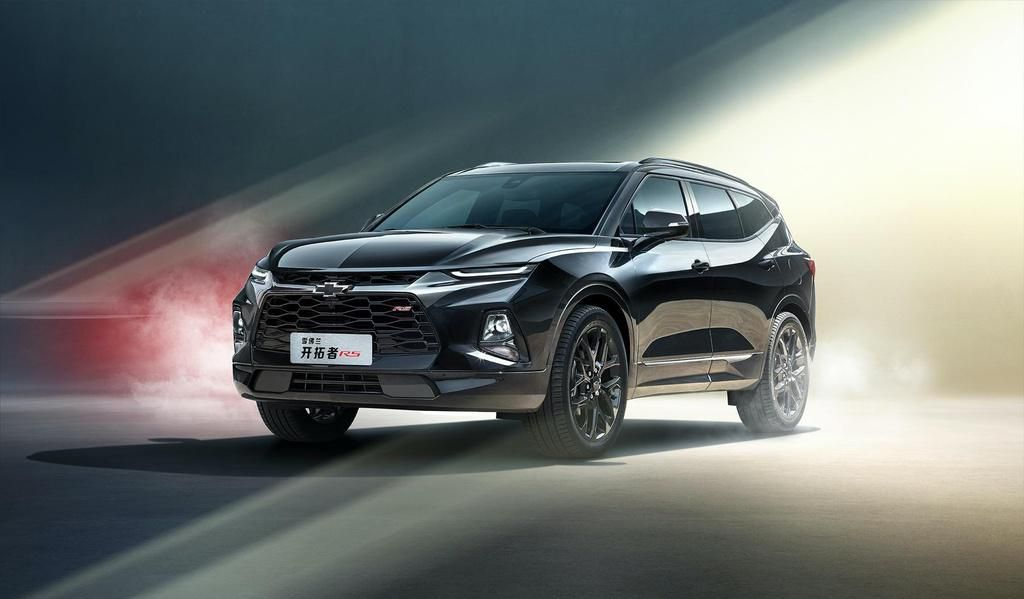 Chevrolet Blazer 2020 là xe 7 chỗ tại Trung Quốc, giá 36.700 USD Ảnh 1