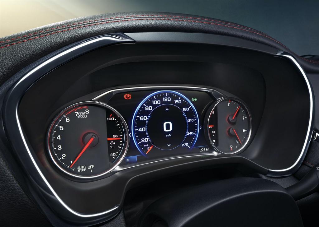 Chevrolet Blazer 2020 là xe 7 chỗ tại Trung Quốc, giá 36.700 USD Ảnh 6