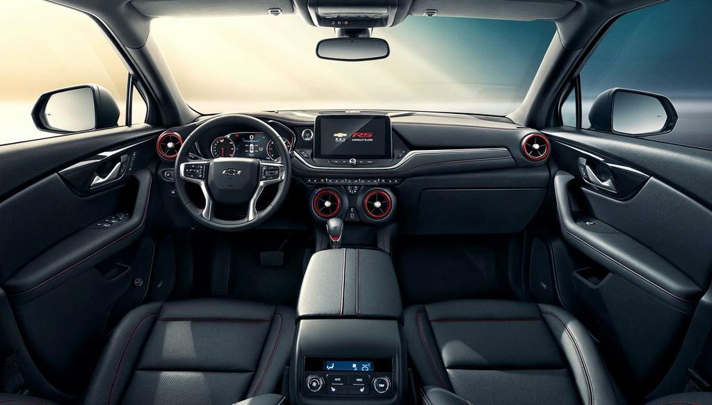 Chevrolet Blazer 2020 là xe 7 chỗ tại Trung Quốc, giá 36.700 USD Ảnh 2