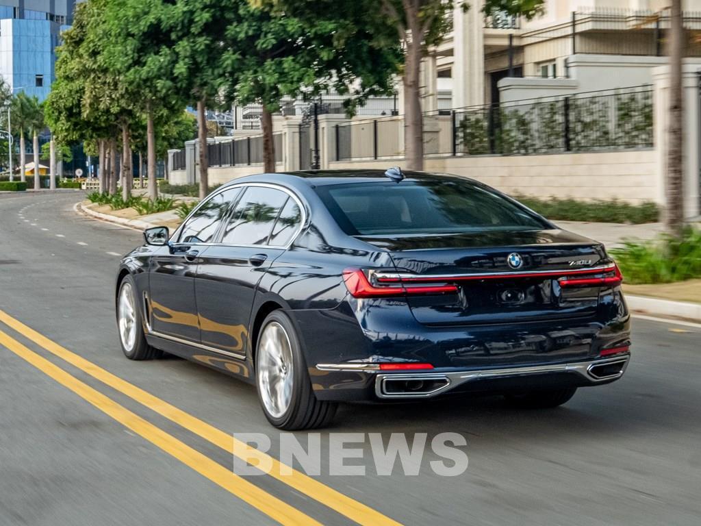 BMW Series 7 về Việt Nam với 3 phiên bản, giá bán từ 4,369 tỷ đồng Ảnh 3