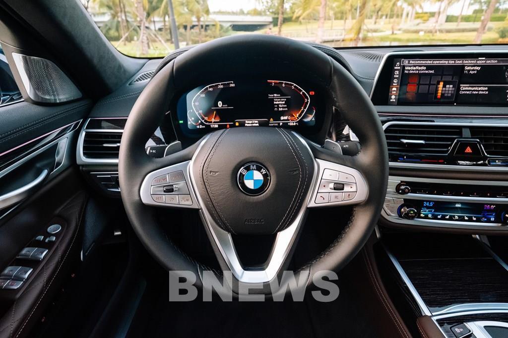BMW Series 7 về Việt Nam với 3 phiên bản, giá bán từ 4,369 tỷ đồng Ảnh 5