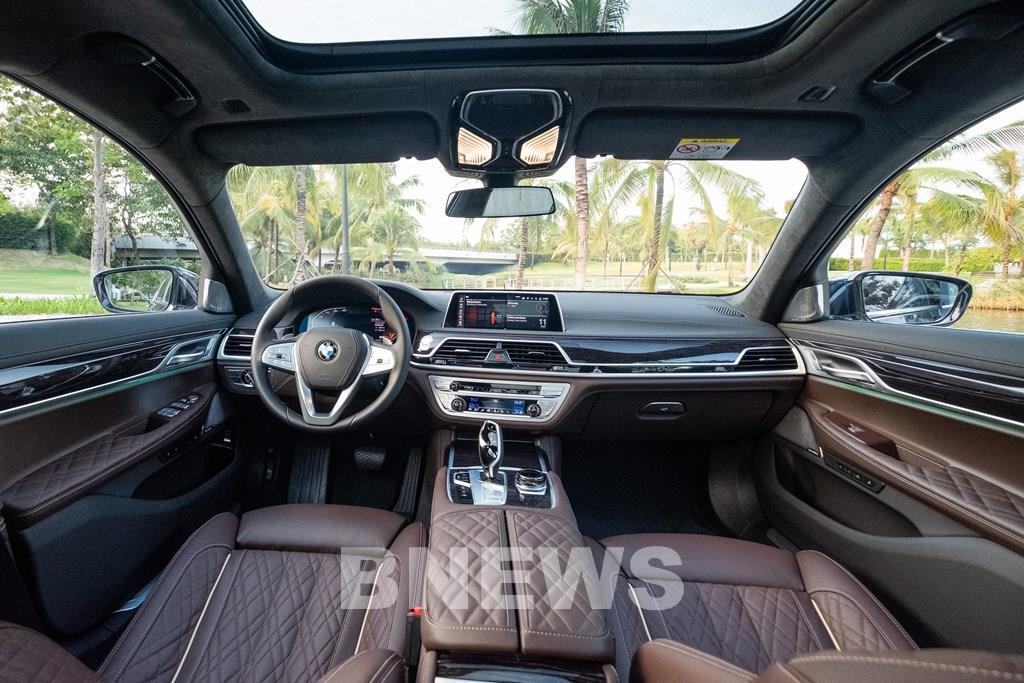 BMW Series 7 về Việt Nam với 3 phiên bản, giá bán từ 4,369 tỷ đồng Ảnh 4