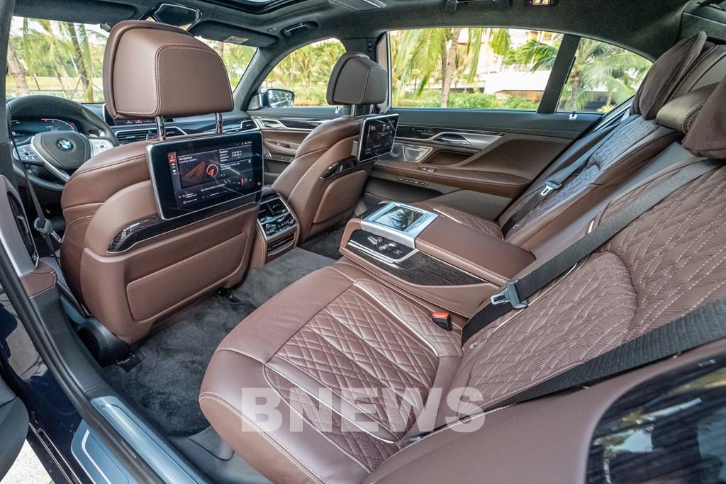 BMW Series 7 về Việt Nam với 3 phiên bản, giá bán từ 4,369 tỷ đồng Ảnh 6