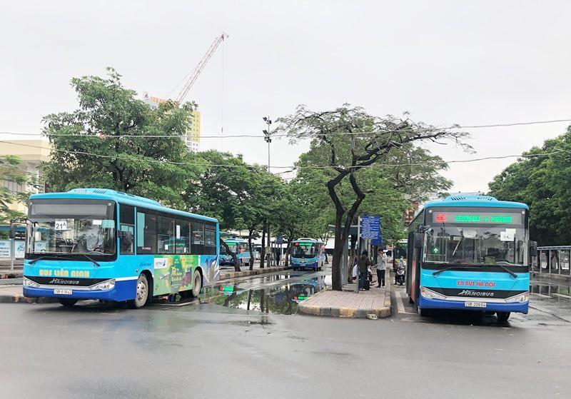 Bến xe, vận tải Hà Nội ra sao trong sáng mở cửa đón khách trở lại Ảnh 8