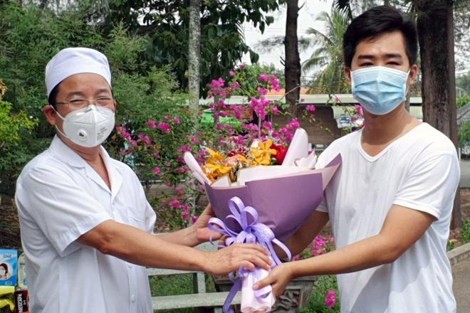 Bệnh nhân duy nhất nhiễm Covid-19 ở Đồng Nai xuất viện Ảnh 1