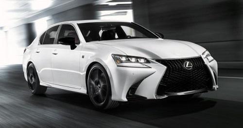 2020 Lexus GS Black Line bản đặc biệt ra mắt, giới hạn số lượng 200 chiếc Ảnh 1