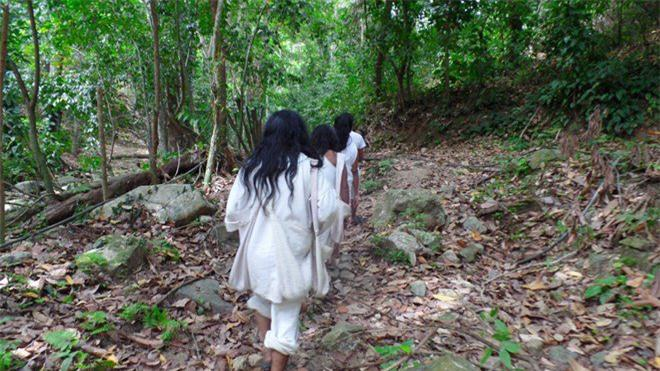 Bí ẩn bộ tộc 8.000 năm ở giữa rừng sâu, có lối sống 'thánh thiện' nhất thế giới Ảnh 2