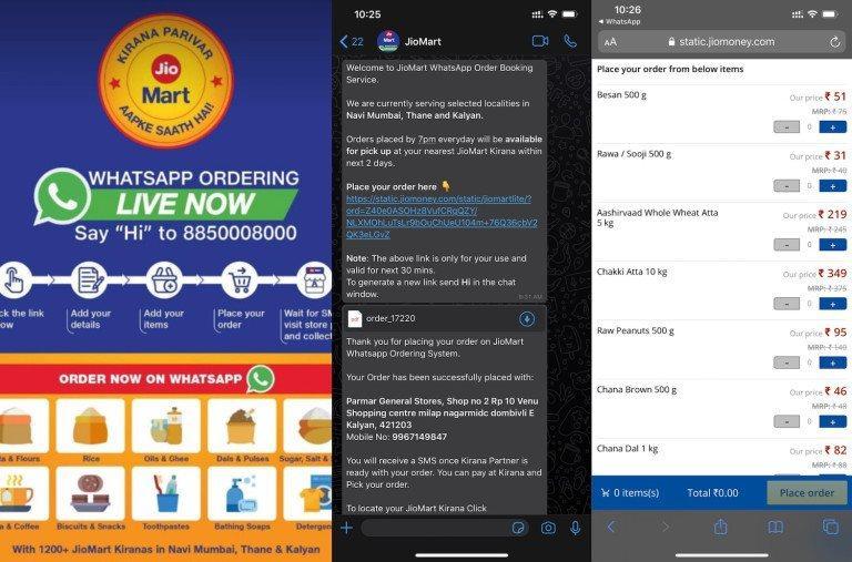 Facebook thử nghiệm tính năng mua hàng trên WhatsApp Ảnh 1
