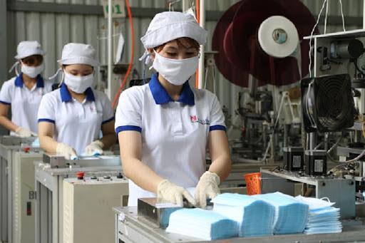 Bỏ quy định cấp phép xuất khẩu khẩu trang y tế Ảnh 1