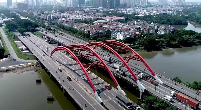 TP HCM chuẩn bị cấm ôtô lưu thông trên nhiều tuyến đường Ảnh 1