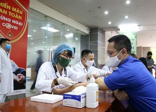 Kêu gọi hiến tiểu cầu nhóm máu hiếm AB- cho bệnh nhân người Bắc Giang Ảnh 1